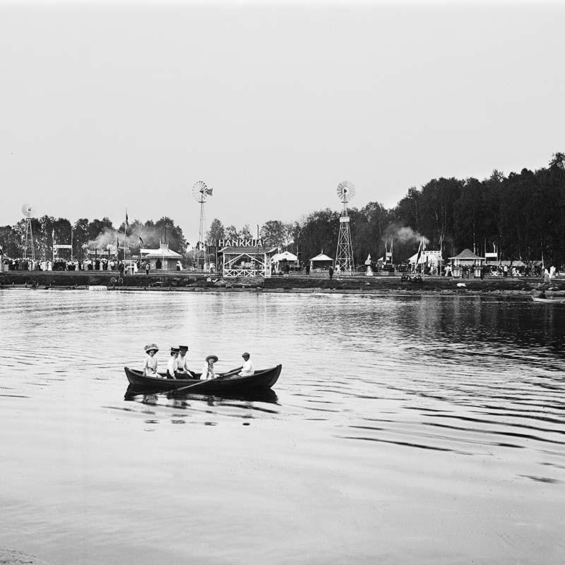 Maatalousnäyttely Kirjurinluodossa 1911 (523001)