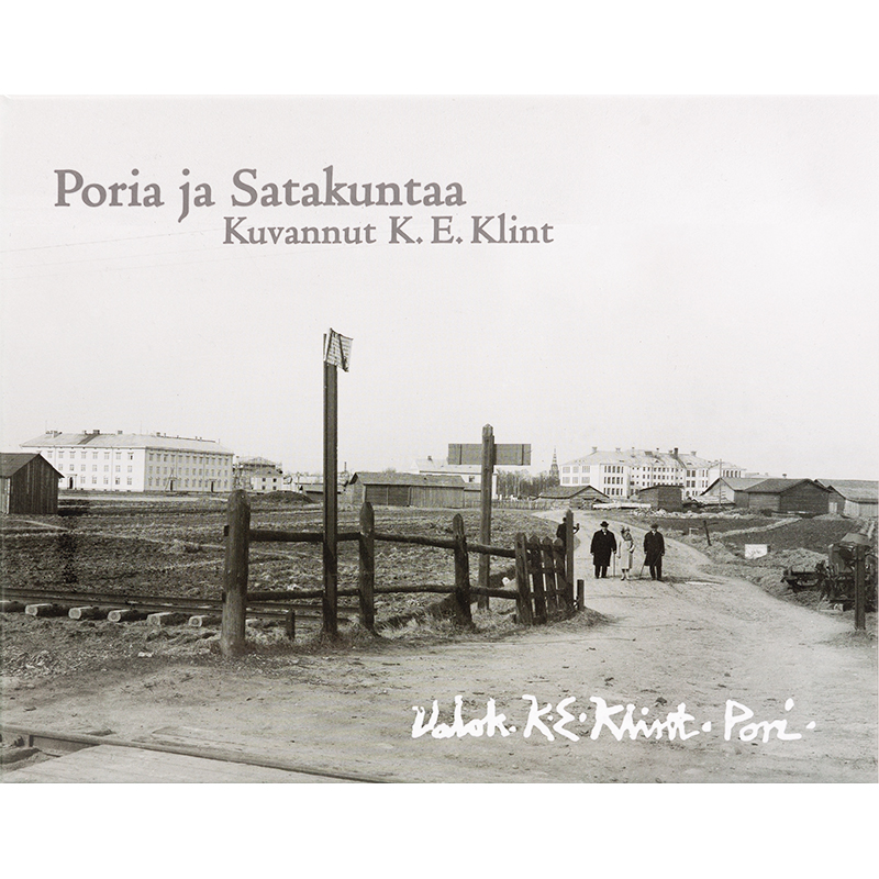 Poria ja Satakuntaa kuvannut K.E.Klint (520002)