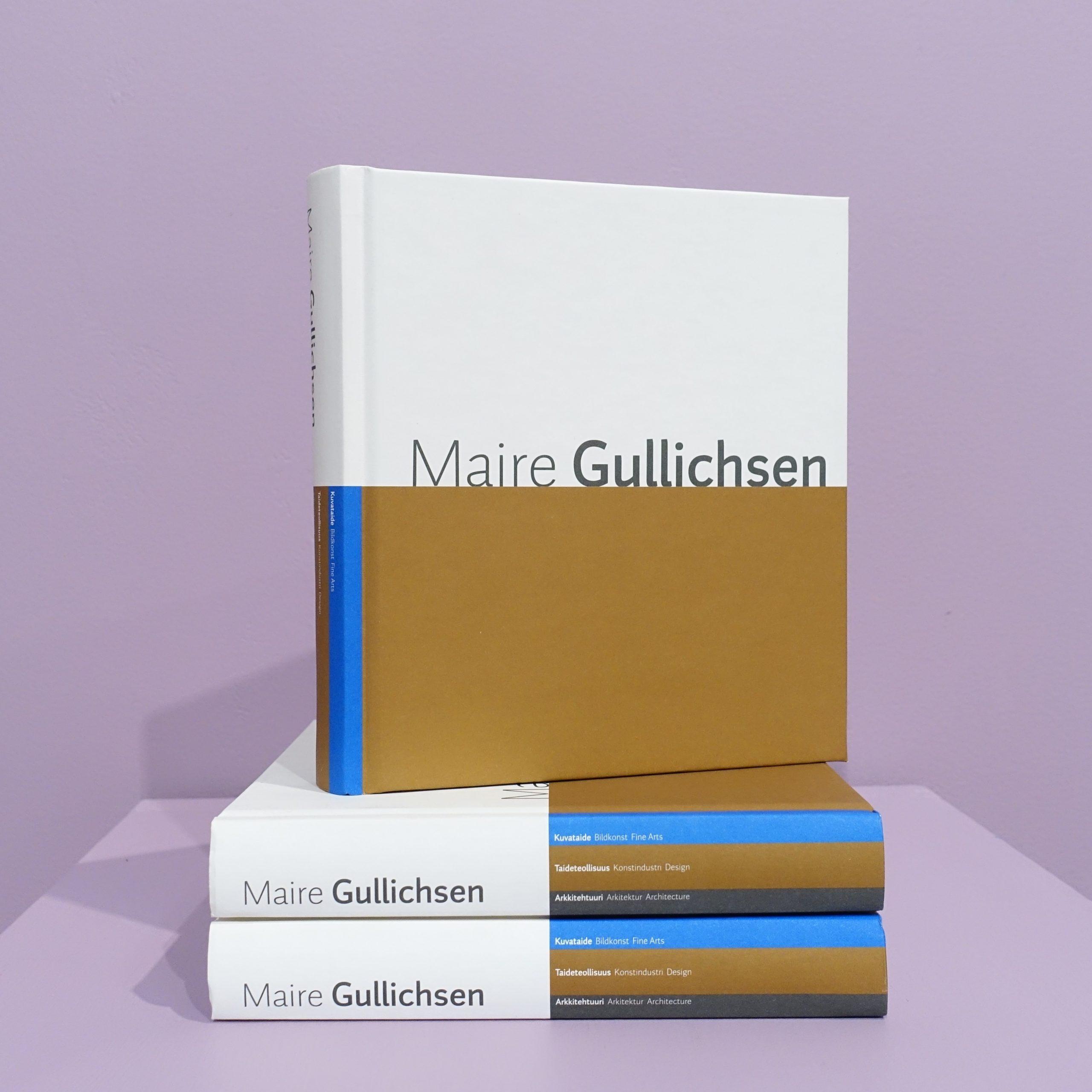 Maire Gullichsen: Kuvataide, taideteollisuus, arkkitehtuuri (511018)