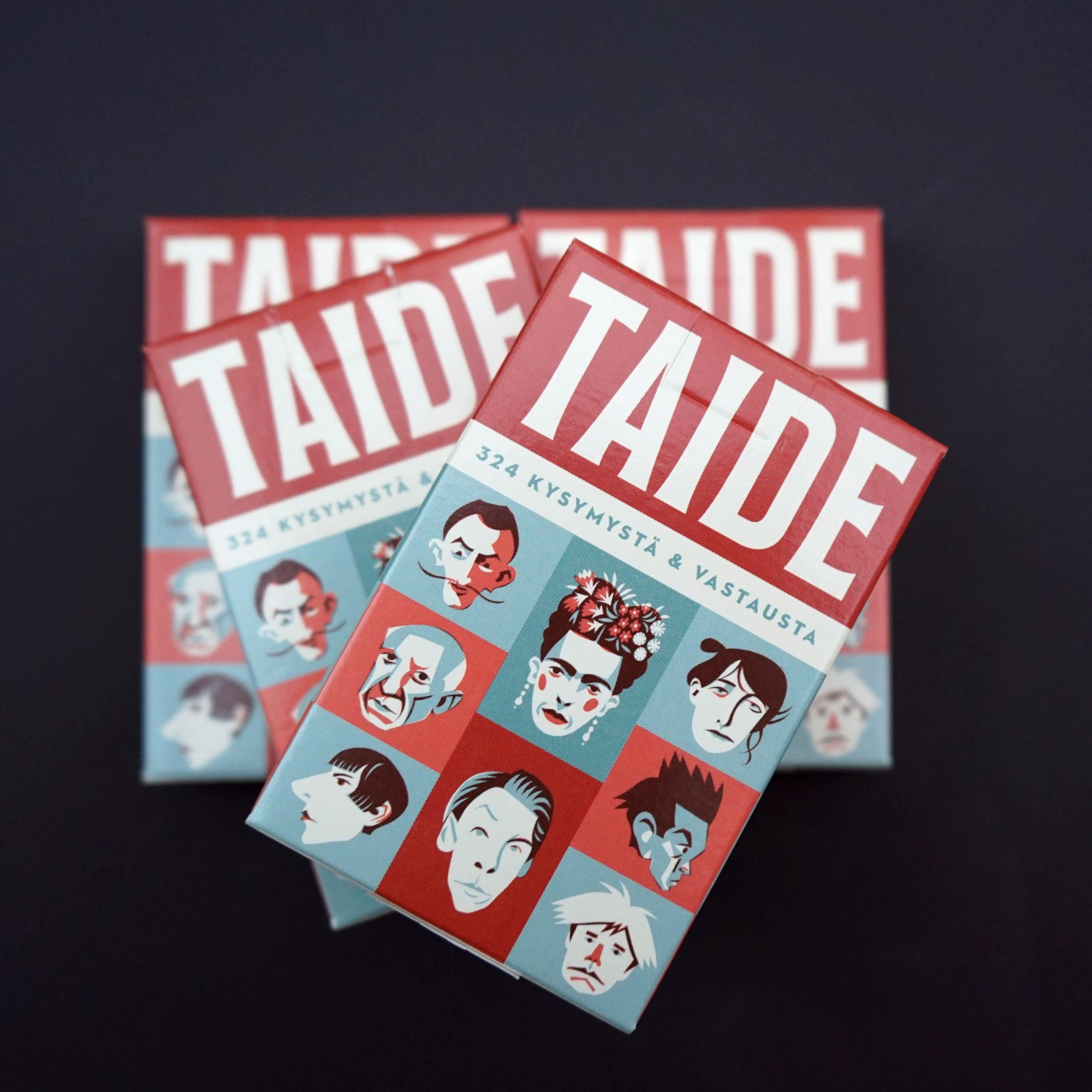 Taide-kysymyskortit (510041)